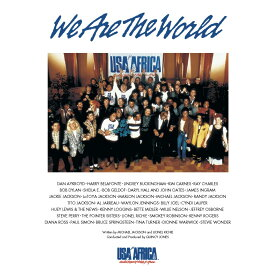 We Are The World [DVD+CD, 30周年記念ステッカー付き] [ (V.A.) ]
