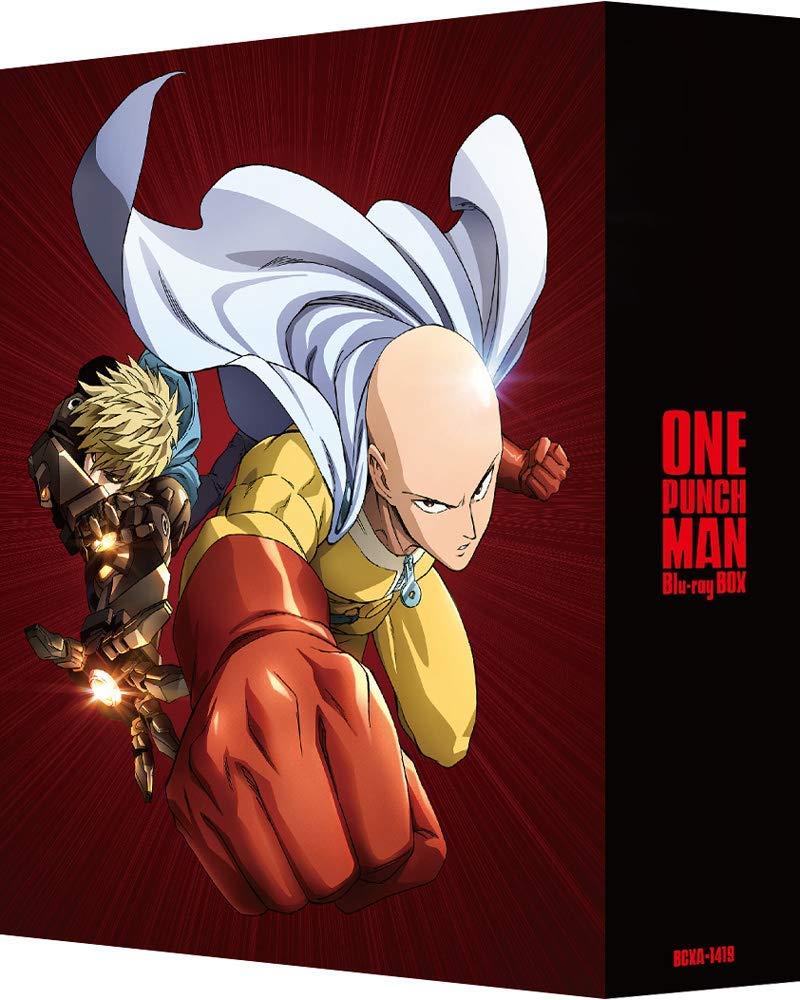 ワンパンマン Blu-ray BOX(特装限定版)【Blu-ray】 [ 古川慎 ]