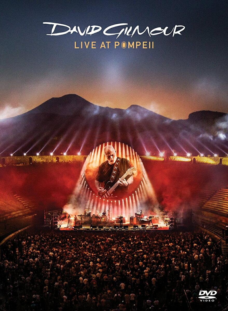 【輸入盤】ライヴ・アット・ポンペイ [ David Gilmour ]