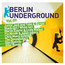 【輸入盤】Berlin Underground Vol. 9