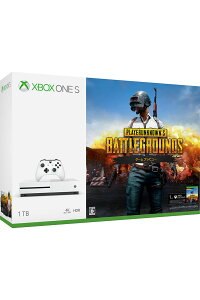 XboxOneS1TB(PlayerUnknown'sBattlegrounds同梱版)