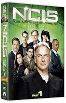 NCIS ネイビー犯罪捜査班 シーズン8 DVD-BOX Part1