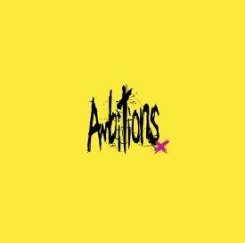 Ambitions (初回限定盤 CD+DVD) [ ONE OK ROCK ]