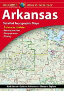 Delorme Arkansas Atlas & Gazetteer