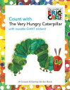 Count with the Very Hungry Caterpillar [With Giant Reusable Stickers] STICKER BK...