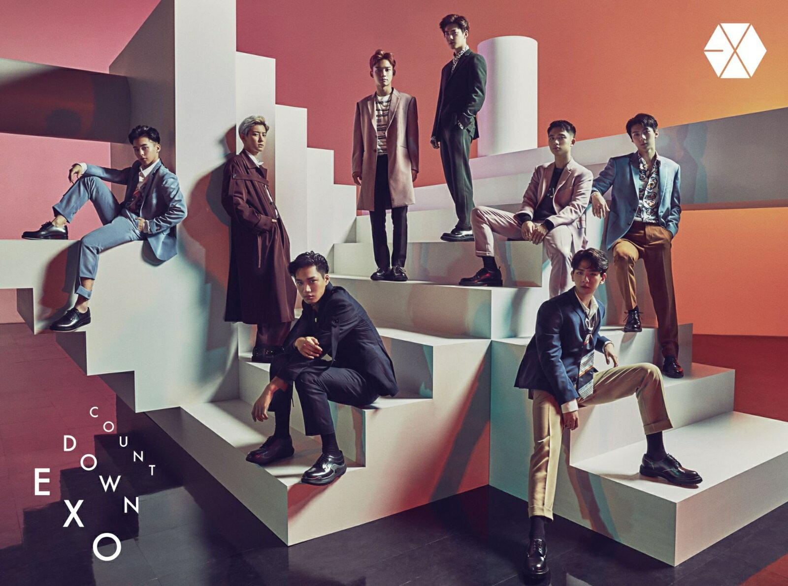 COUNTDOWN (CD+Blu-ray+スマプラ) [ EXO ]