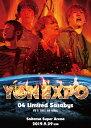 YON EXPO DVD2枚組 [ 04 Limited Sazabys ]