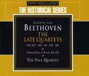 【輸入盤】 String Quartet.12, 13, 14, 15, 16, Great Fugue: Yale.q