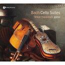 【輸入盤】無伴奏チェロ組曲集(ギター版)、G線上のアリア ティルマン・ホップシュトック(ギター)