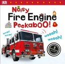 Noisy Fire Engine Peekaboo!: 5 Emergency Sounds!