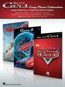 Cars - Easy Piano Collection: Music from All 3 Disney Pixar Motion Pictures