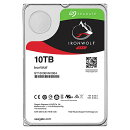 Seagate IronWolf ST10000VN0004 3.5インチ内蔵HDD 10TB SATA6.0Gb/s 7200rpm 256MB