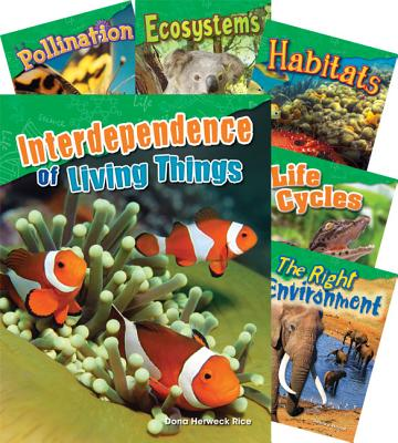 Let's Explore Life Science Grades 2-3, 10-Book Set (Informational Text: Exploring Science) PREPAK-LETS EXPLORE LF SCI 10V (Teacher Created Materials Library) [ Teacher Created Materials ]