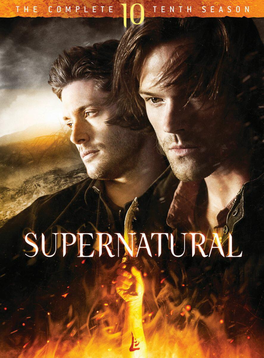 SUPERNATURAL 10 スーパーナチュラル <テン・シーズン> コンプリート・ボックス [ ジャレッド・パダレッキ ]