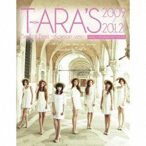 T-ARA's Best of Best 2009-2012 〜Korean ver.〜(CD+DVD+PHOTOBOOK) [ T-ARA ]