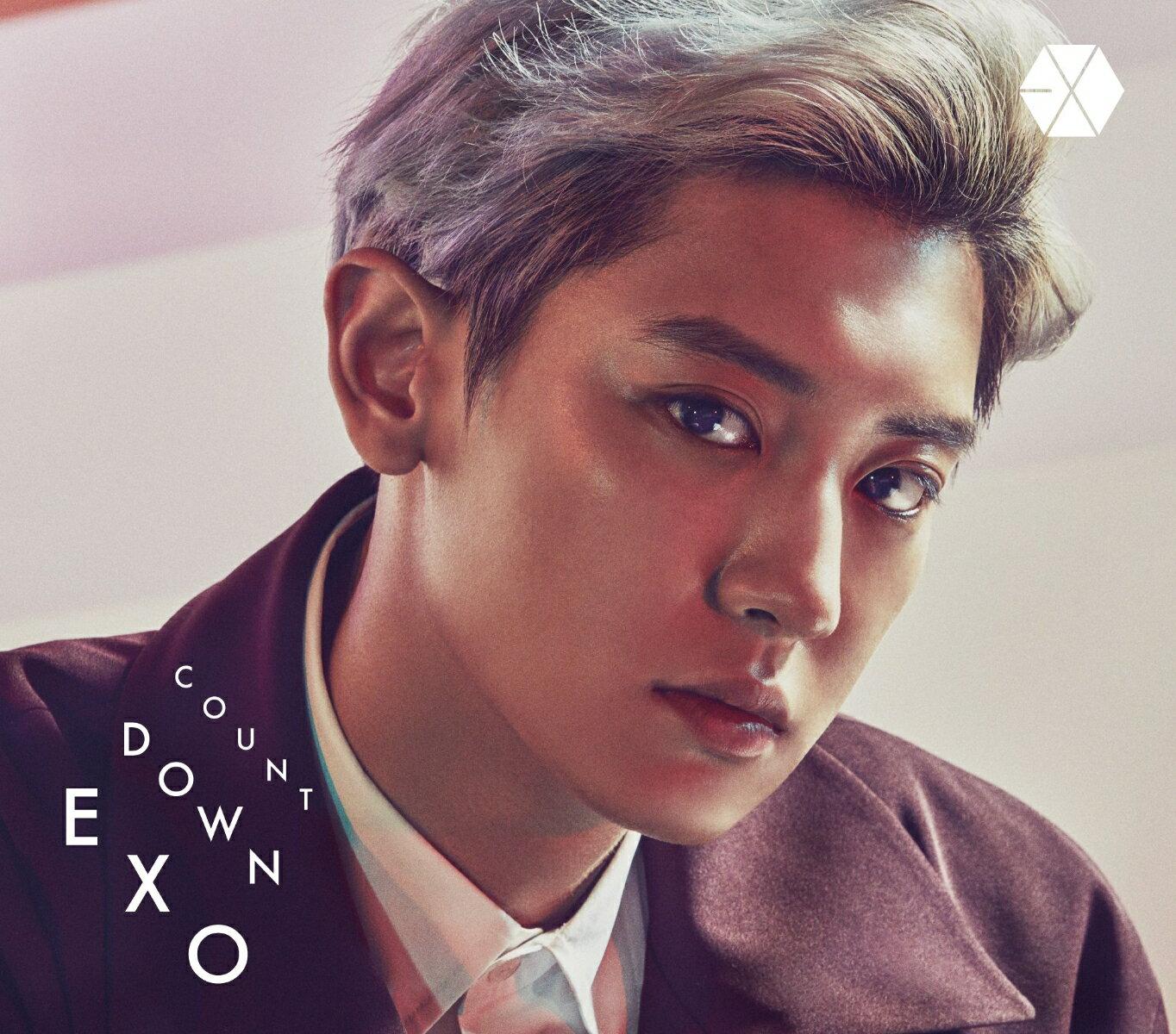 COUNTDOWN (CD+スマプラ)【CHANYEOL(チャンヨル) Ver.】 [ EXO ]