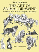 ART OF ANIMAL DRAWING,THE(P)