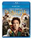 ドクター・ドリトル ブルーレイ+DVD【Blu-ray】 [ ロバート・ダウニーJr. ]