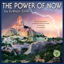 Power of Now 2019 Wall Calendar: By Eckhart Tolle