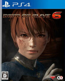 DEAD OR ALIVE 6 通常版