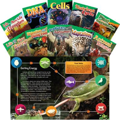 Let's Explore Life Science Grades 4-5, 10-Book Set (Informational Text: Exploring Science) PREPAK-LETS EXPLORE LIFE SCIEN (Let's Explore Life Science Grades 4-5, 10-Book Set) [ Teacher Created Materials ]