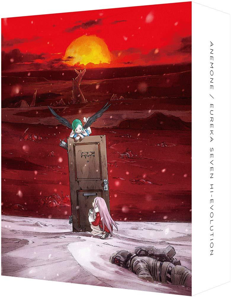 ANEMONE/交響詩篇エウレカセブン ハイエボリューション(特装限定版)【Blu-ray】 [ 小清水亜美 ]