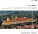 【輸入盤】In Residence: Clamor / European Brass Ensemble J.morrison(Tp)