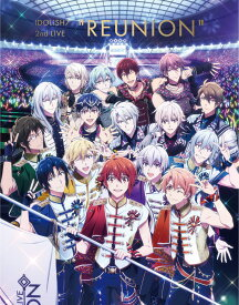 アイドリッシュセブン 2nd LIVE「REUNION」Blu-ray BOX -Limited Edition-(完全生産限定)【Blu-ray】 [ IDOLiSH7/TRIGGER/Re:vale/ZOOL ]