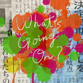 What's Going On? [ Official髭男dism ]