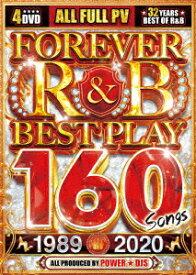 FOREVER R&B BEST PLAY 160 SONGS 1989-2020 [ POWER★DJS ]