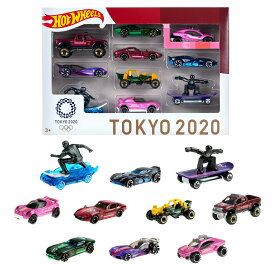 ホットウィール(Hot Wheels) 東京オリンピック 10カーパック GRG54