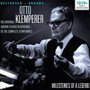 【輸入盤】ベートーヴェン、ブラームス:交響曲全集 オットー・クレンペラー&フィルハーモニア管弦楽団(10CD)