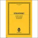 【輸入楽譜】ストラヴィンスキー, Igor: バレエ音楽「火の鳥」全曲(1909/10年版): スタディ・スコア
