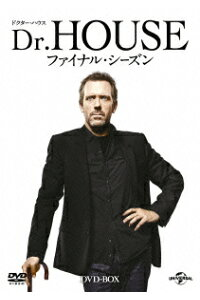 Dr.HOUSEファイナル・シーズンDVD-BOX