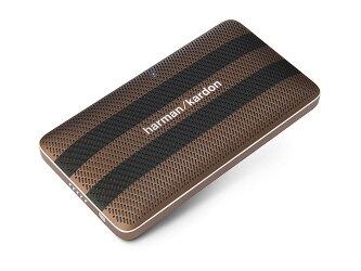 Harman Kardon ESQUIRE MINI Bluetoothスピーカー / Coach Limited Edition VARSITY STRIPE(モバイルバッテリー機…