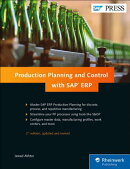 Production Planning and Control with SAP Erp