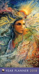 Josephine Wall - Celestial Journeys (Planner 2018)
