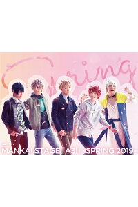 MANKAI STAGE『A3!』~SPRING 2019~【Blu-ray】