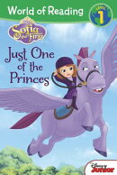 World of Reading: Sofia the First Just One of the Princes: Level 1