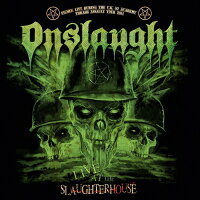【輸入盤】LiveAtTheSlaughterhouse(+dvd)[Onslaught]