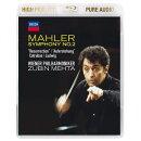 マーラー:交響曲第2番《復活》 【Blu-ray】