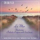 【輸入盤】海、牧神の午後への前奏曲、夜想曲 マックス・ポンマー&ライプツィヒ放送交響楽団