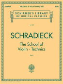 School of Violin Technics - Book 1: Exercises for Promoting Dexterity
