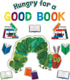 The Very Hungry Caterpillar(tm) Hungry for a Good Book Bulletin Board Set VERY HUNGRY CATERPILLAR(TM) HU [ Carson Dellosa Education ]