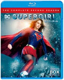 SUPERGIRL/スーパーガール <セカンド> コンプリート・セット【Blu-ray】 [ メリッサ・ブノワ ]