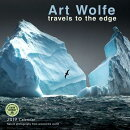 Art Wolfe 2019 Wall Calendar: Travels to the Edge