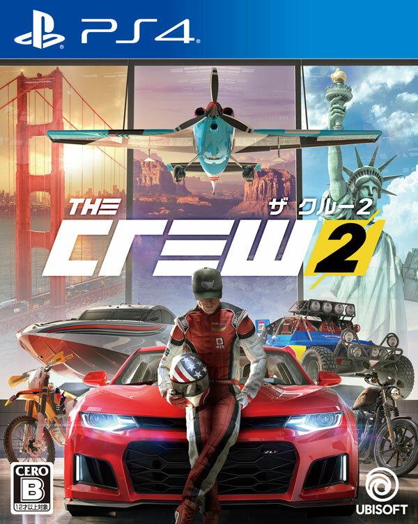 ザ クルー2 PS4版