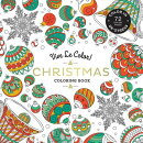Vive Le Color! Christmas: Adult Coloring Book: Color In; de-Stress (72 Tear-Out Pages)