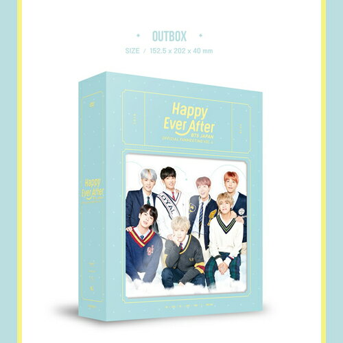 BTS JAPAN OFFICIAL FANMEETING VOL 4 [Happy Ever After](初回限定生産) [ BTS(防弾少年団) ]