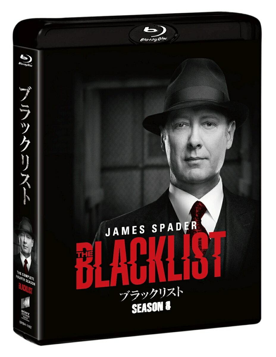 ブラックリスト シーズン4 COMPLETE BOX【Blu-ray】 [ ジェームズ・スペイダー ]